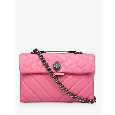 Kurt Geiger London Kensington Leather Shoulder Bag