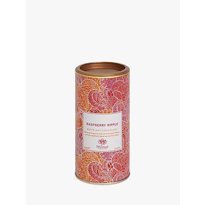 Whittard Raspberry Ripple White Hot Chocolate, 350g