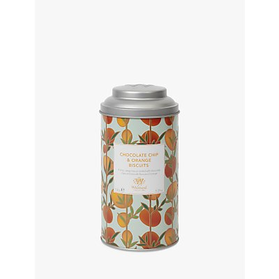 Whittard Chocolate Chip & Orange Biscuits, 150g