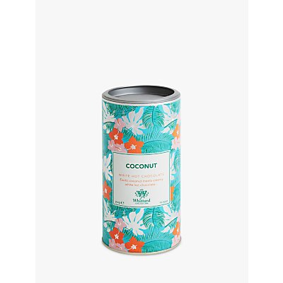 Whittard Coconut White Hot Chocolate, 350g