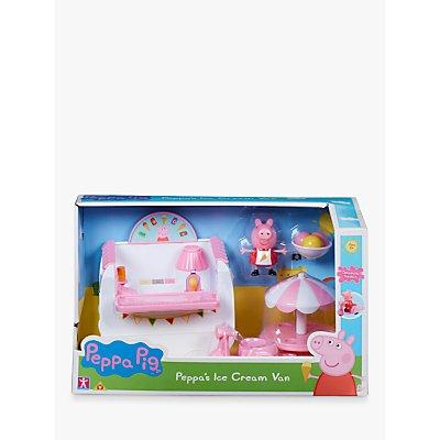 Peppa Pig Peppa's Ice Cream Van Playset
