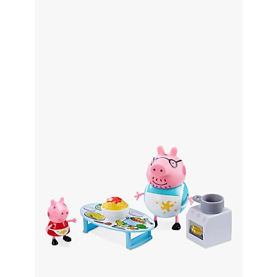 Peppa Pig Peppa's Messy Kitchen Playset