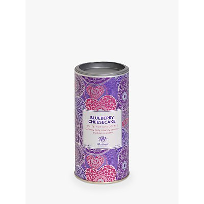 Whittard Blueberry Cheesecake White Hot Chocolate, 350g