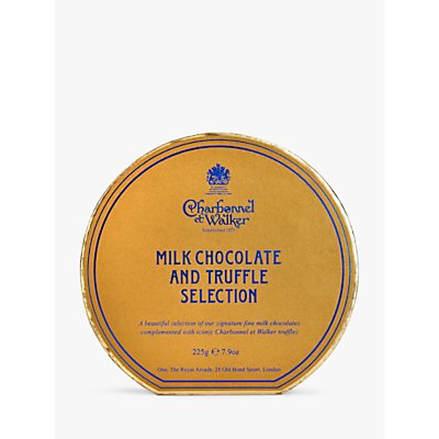 Charbonnel et Walker Milk Chocolate & Truffle Selection, 225g