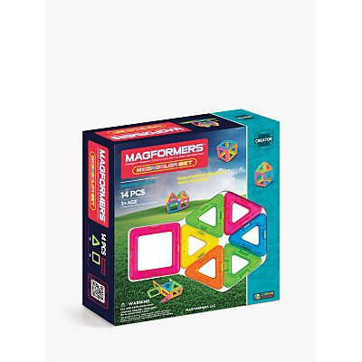 Magformers Creator Neon Colour Set