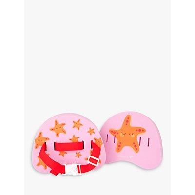Sunnylife Children's Starfish Back Float, Pink