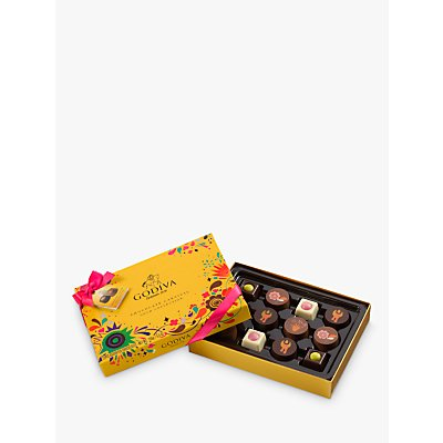 Godiva Carnival Gold Chocolates, 12 Pieces, 155g