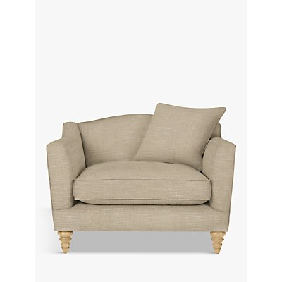 Croft Collection Melrose Snuggler, Light Leg, Hope Caramel