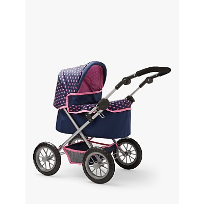 John Lewis & Partners Baby Doll Combi Pram