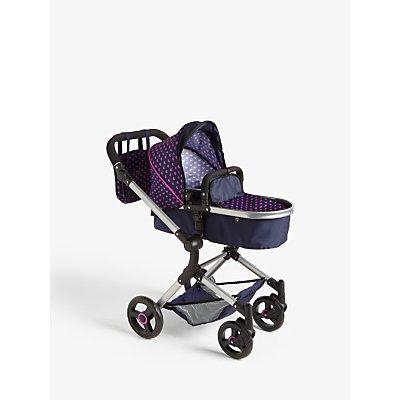 John Lewis & Partners Baby Doll Multiway Pram