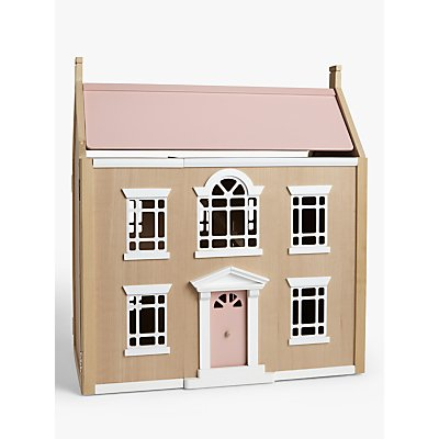 John Lewis & Partners Wooden Leckford Doll's House