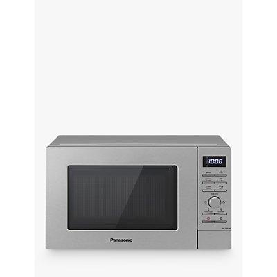 Panasonic NN-S29KSMBPQ 20L Microwave Oven, Stainless Steel