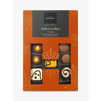 Hotel Chocolat Halloween Bites H-box, 195g