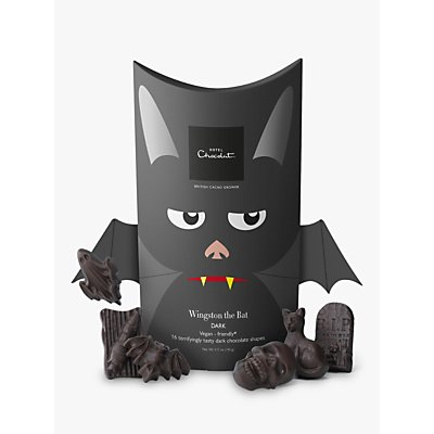 Hotel Chocolat Wingston the Bat Dark Boo Box, 138g
