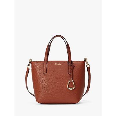 Lauren Ralph Lauren Merrimack Small Tote Bag