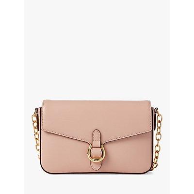 Lauren Ralph Lauren Bennington Leather Cross Body Bag