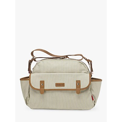 Babymel Molly Changing Bag  Grey Stripe - 5060521020371