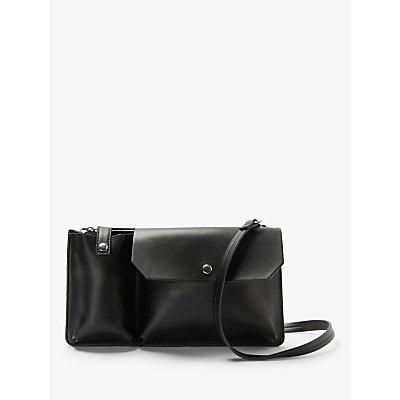 Kin Ryder Cross Body Bag, Black