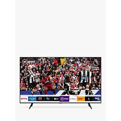 Samsung QE75Q70R (2019) QLED HDR 1000 4K Ultra HD Smart TV, 75 with TVPlus/Freesat HD, Slate Black