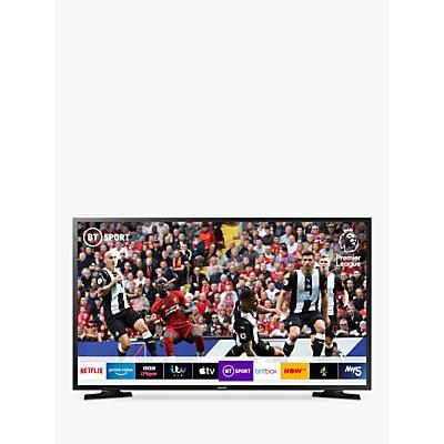 "Samsung UE32N5300 (2019) LED Full HD 1080p Smart TV, 32"" with TVPlus, Black"