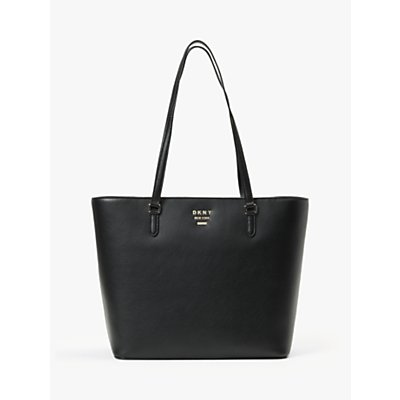 DKNY Whitney Large Leather Tote Bag