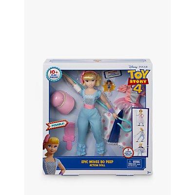 Disney Toy Story 4 Bo Peep Epic Moves Action Doll