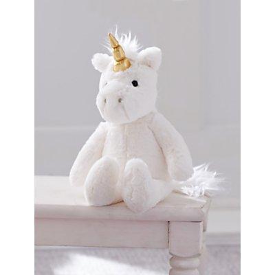 Pottery Barn Kids Plush Unicorn Soft Toy