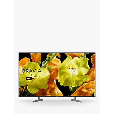 Sony Bravia KD55XG8196 (2019) LED HDR 4K Ultra HD Smart Android TV, 55 with Freeview HD & Youview, Black