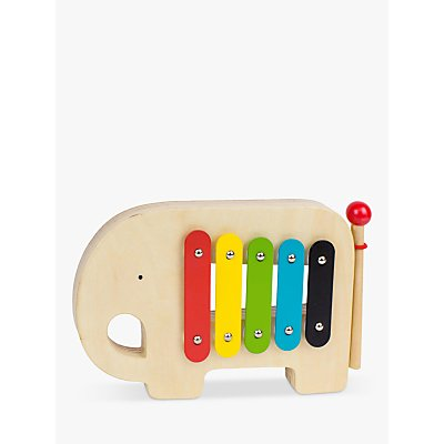 Petit Collage Musical Jumbo Wooden Xylophone