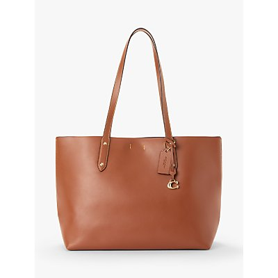 Coach Central Leather Tote Bag