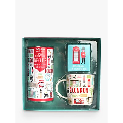 Milly Green London Adventures Tea Time Gift Set