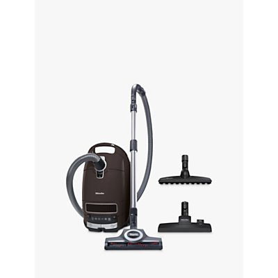 Miele Complete C3 Total Solution PowerLine Vacuum Cleaner, Havana Brown