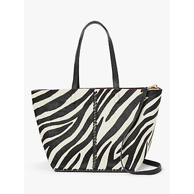 AND/OR Morelia Leather Tote Bag