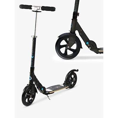 Micro Flex Deluxe Scooter, Adult, Black
