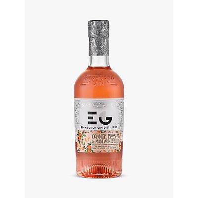 Edinburgh Gin Orange Blossom and Mandarin Liqueur, 50cl
