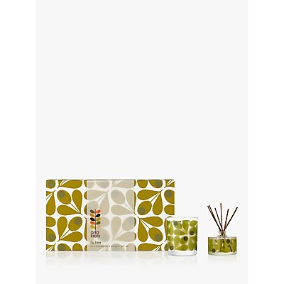 Orla Kiely Diffuser   Candle Home Fragrance Gift Set - 5060523013456