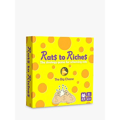 Accentuate Rats to Riches Game