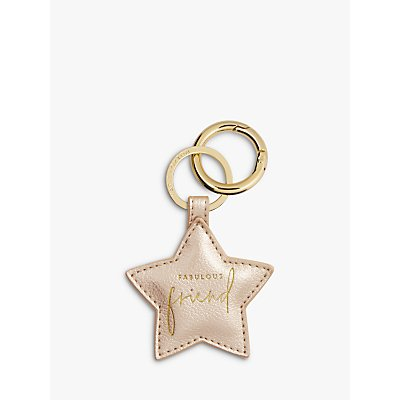 Katie Loxton Fabulous Friend Gift Star Keyring