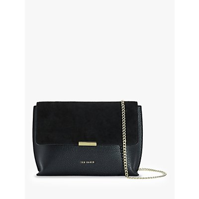 Ted Baker Lisa Leather Cross Body Bag