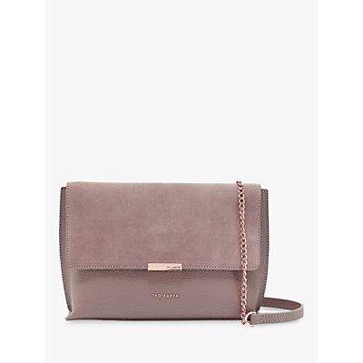 Ted Baker Lisa Leather Cross Body Bag