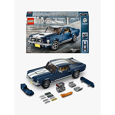 LEGO Creator 10265 Expert Ford Mustang Collector's Car