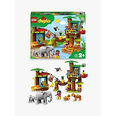 LEGO DUPLO 10906 Tropical Island Town