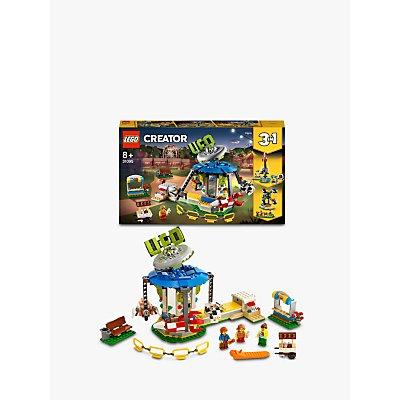 LEGO Creator 31095 3-in-1 Fairground Carousel