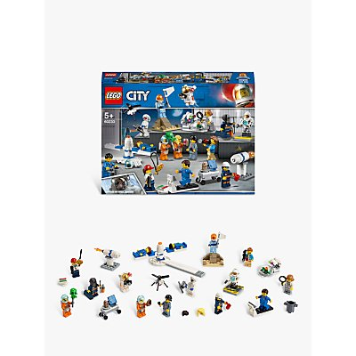 LEGO City 60230 Space Research & Development People Pack