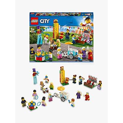 LEGO City 60234 Fun Fair People Pack