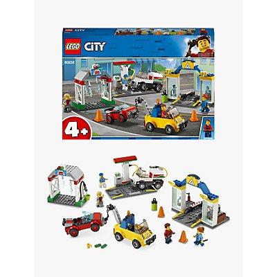 LEGO City 60232 Garage Centre
