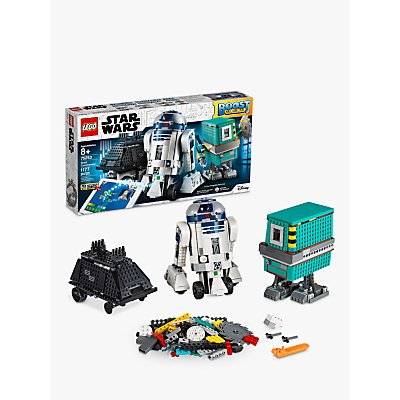 LEGO Star Wars 75253 BOOST Droid Commander 3 Programmable Robots