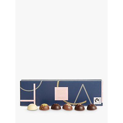 John Lewis & Partners Classic Collection 15pcs Chocolate Domes Selection Box, 110g