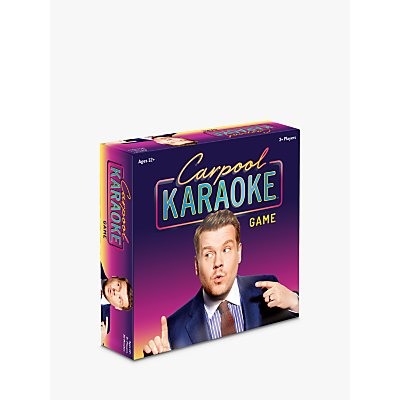 Carpool Karaoke Music Game