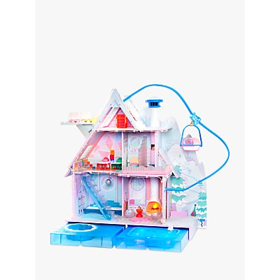 L.O.L. Surprise! Chalet Winter Disco Doll House
